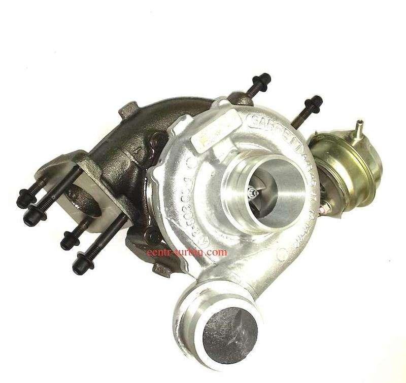 Турбина для транспортера т5 фольксваген транспортер т 4 дизель двигатель 2 4