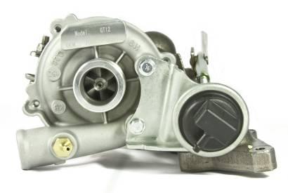 Турбина на Volkswagen Golf IV